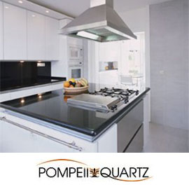 Choose Our Durable Pompeii Quartz Countertops