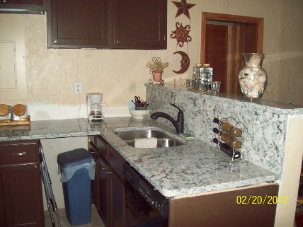 LeeAnn's Countertop After